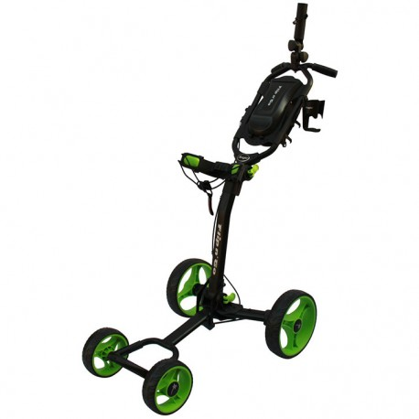 Flip N Go 4 hjulet golfvogn