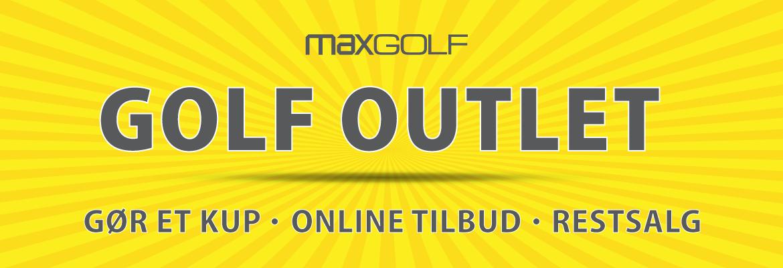 Max-Golf.dk Outlet - se alle tilbud!